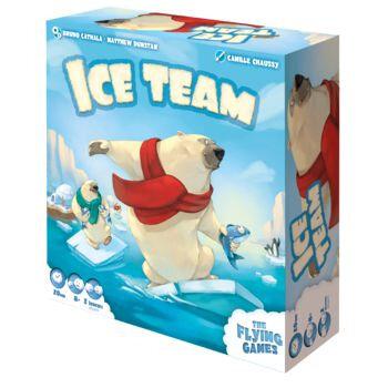 Boutique jeux de société - Pontivy - morbihan - ludis factory - Ice team
