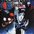 Demon city shinjuku (kawajiri - 1988)