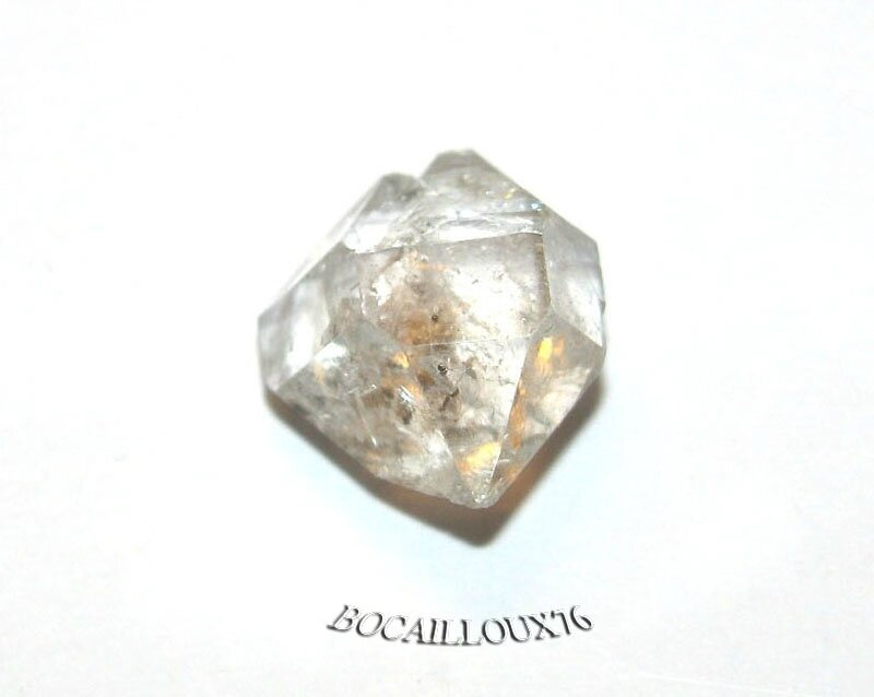 QUARTZ Diamant d'Herkimer 3 Naturel