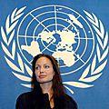 Angélina Jolie au HCR