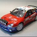 Citroen Xsara WRC Night - Monte Carlo '04