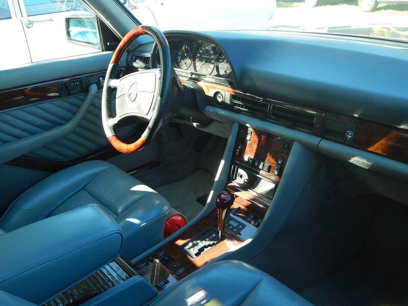 Mercedes560SELint