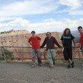 les boys aux grand canyon