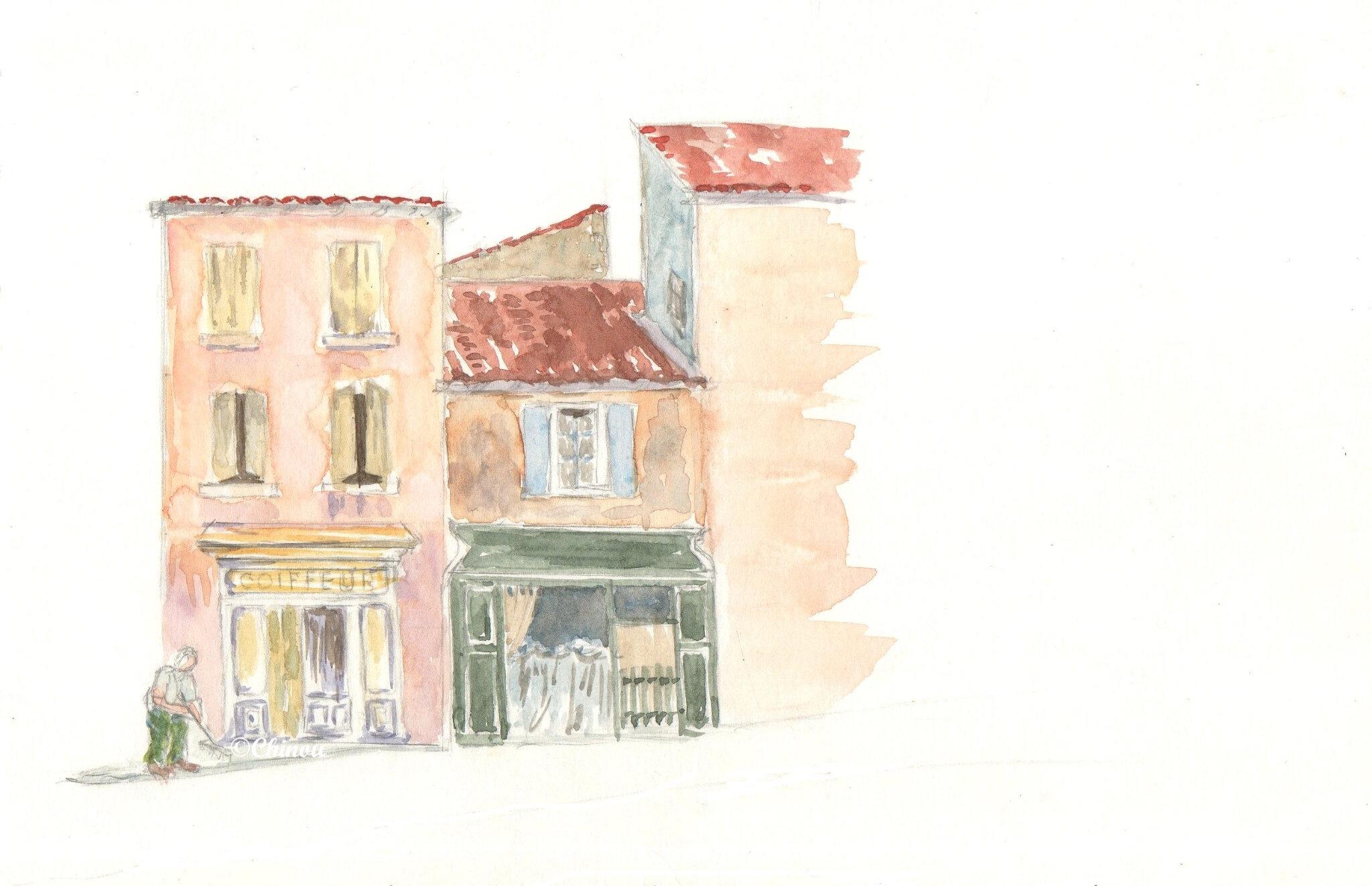 St Rémy de Provence