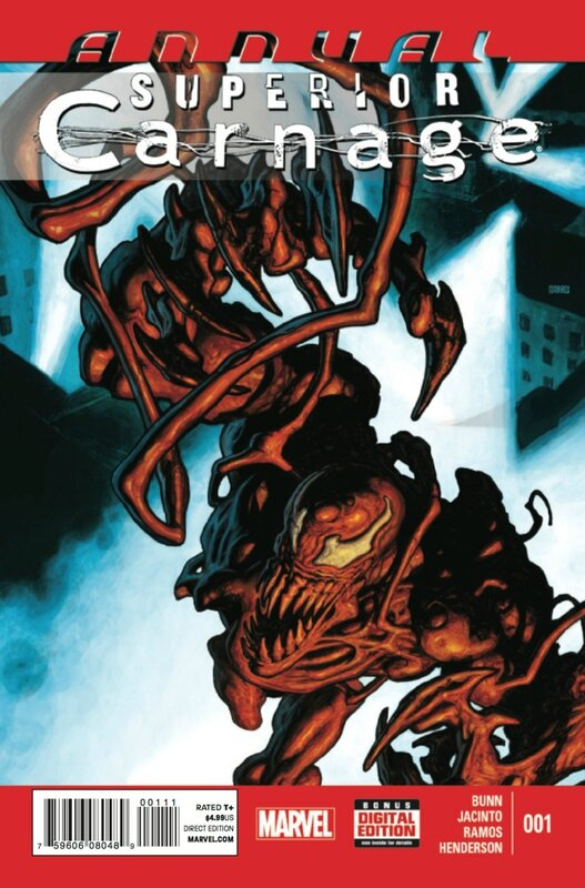 superior carnage annual 1