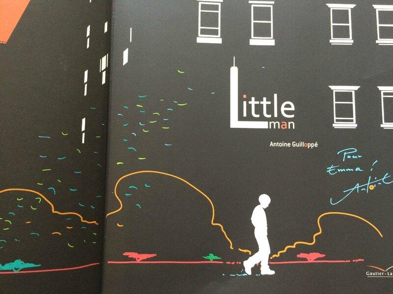 Little Man dédicace
