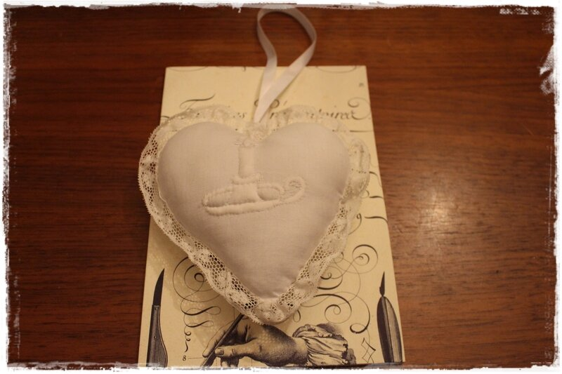 Coeur boutis