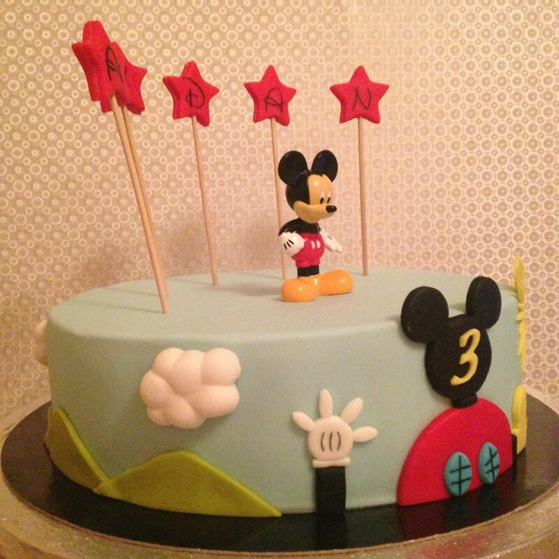 Maison de Mickey 3