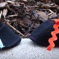 des petits chaussons ......en vente pour clarisse