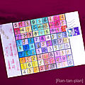 Ran-tan-plan Sudoku recto