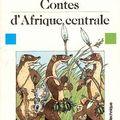 Contes d'afrique centrale