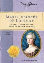 Marie fiancée de Louis XIV