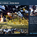 EDF Iron Rain Steam