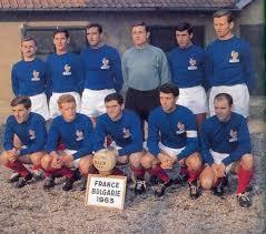 26 octobre 1963 FFRANCE BULGARIE