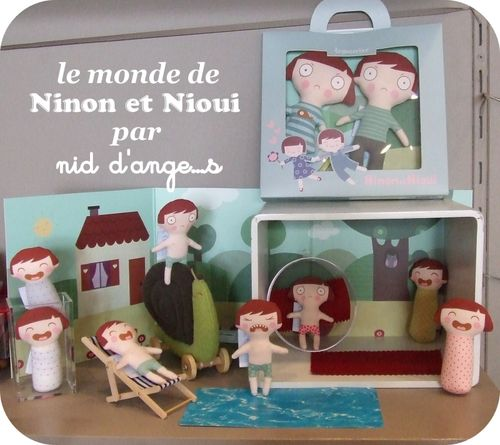 Nid d'ange...s - 34 bd Aristide Briand, Courbevoie, 92400