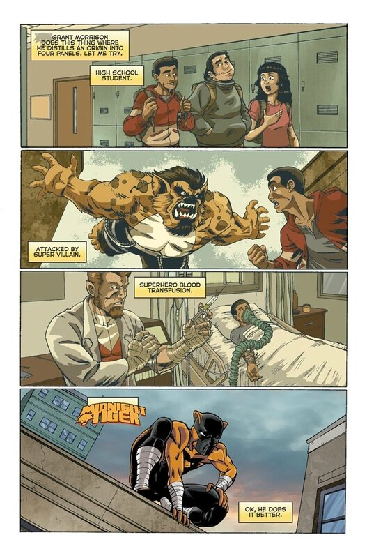 Actionverse-7-Featuring-Midnight-Tiger-Page-1