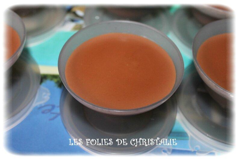 Crème chocolat lait noisette 4