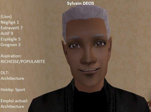 Sylvain Décis