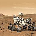 Perseverance – Mars 2021 – cratère de Jezero - (+ vidéo atterrissage et son) !