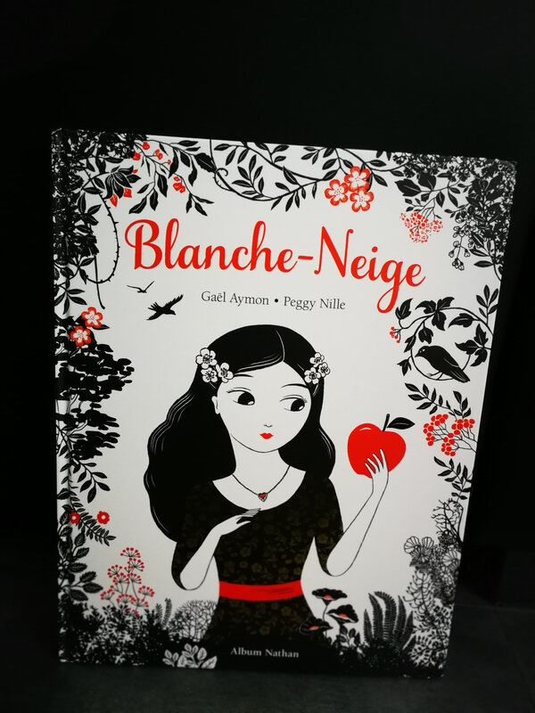 Blanche-Neige - Editions Nathan