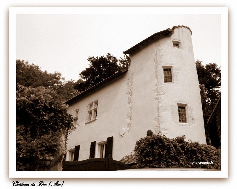 58 A Vieu Chateau de Don livre