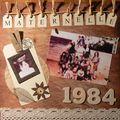 21 Photo de classe maternelle 1984