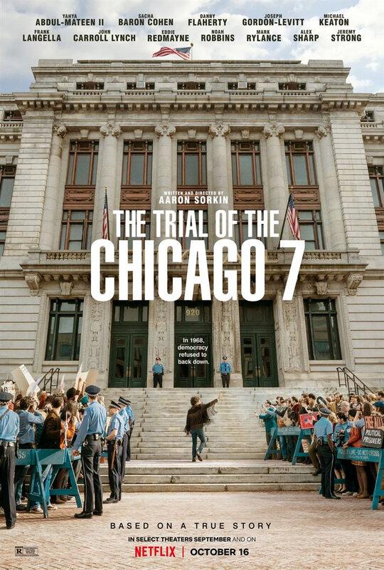 Les 7 de Chicago affiche