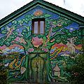 Street Art quartier Christiana Copenhague