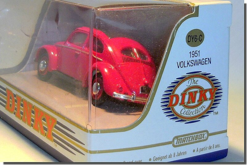 DY-06-C VW Cox 1951 Rouge B