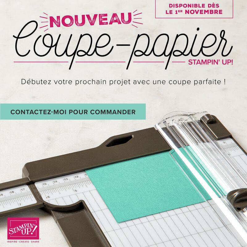 Coupe papier