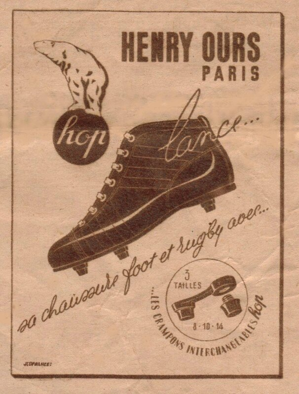 henri ours MP 1949