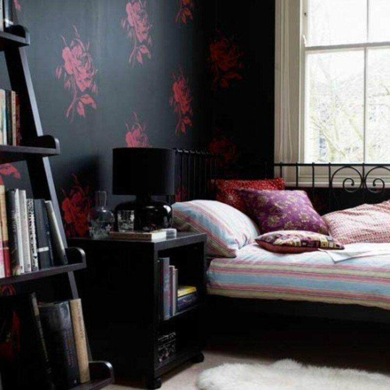 black-bedroom-picture-daily-interior-design-and-inspiring-red