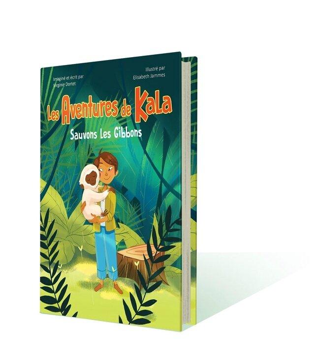 Un livre pour soutenir l'association Kalaweit
