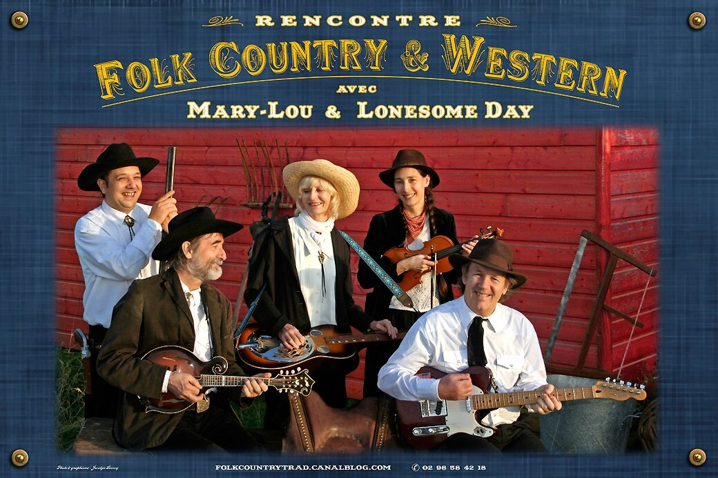 Country branchement chansons