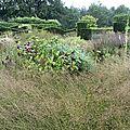 Un jardin naturaliste, inspiré par piet oudolf