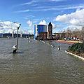 L'alerte du giec normand: le changement climatique pourrait affecter la navigation sur la seine dès 2050...