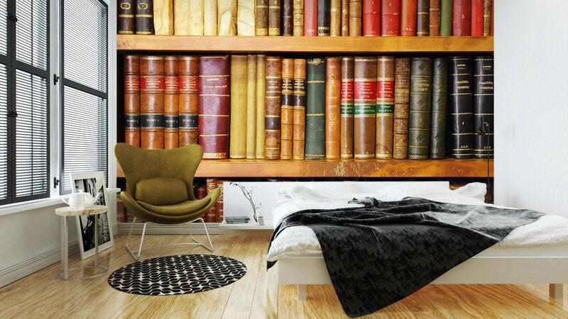 papiers-peints-pour-chambre-a-coucher-themes-livres-anciens-librairie-bibliotheque