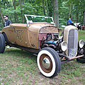 Ford v8 hot rod roadster 1931
