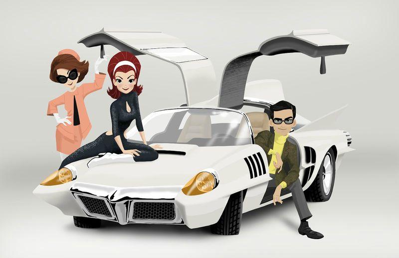 60's_concept_car