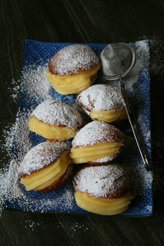 Boules de berlin - beignets 2