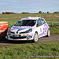 2012 : Rallye de Bourbonne les Bains/Finale VHC