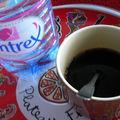 Café noir....