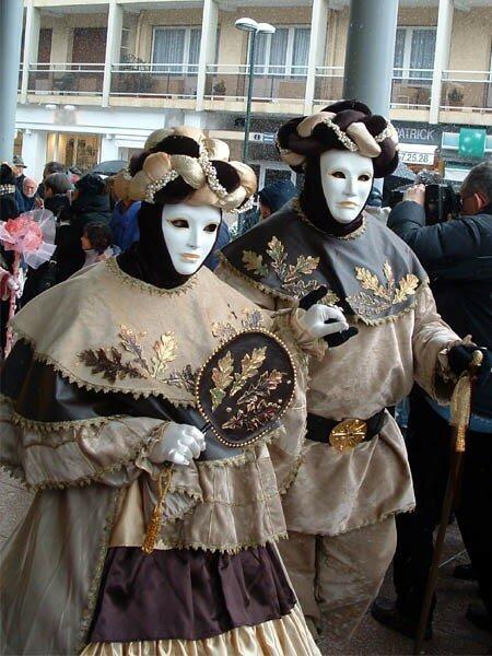 Carnaval Vénitien d'Annecy organisé par ARIA Association Rencontres Italie-Annecy (72)