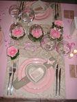 table rose fête des mères 006