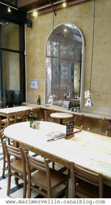 Le pain quotidien rue de varenne paris 7 - marimerveille