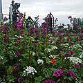 Jardin des traces à Uckange, 15 août 2012