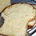 Brioche au fromage blanc et orange