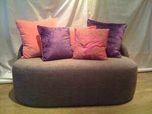 Canapé Ovale