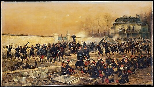 Detaille, défense Champigny