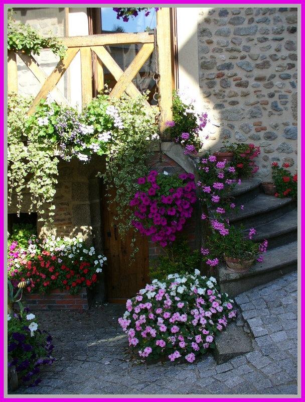 Escalier Chateldon